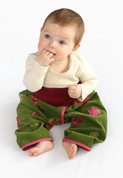 Wunderschöne Splitpants